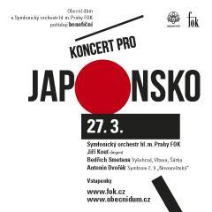 FOK / koncert pro Japonsko