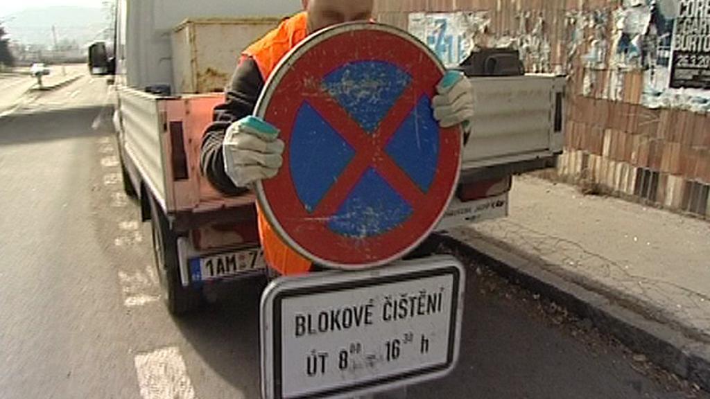 Blokové čištění