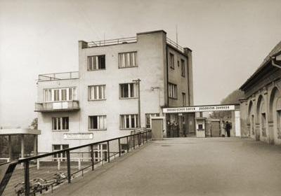Pražská ZOO ve čtyřicátých letech