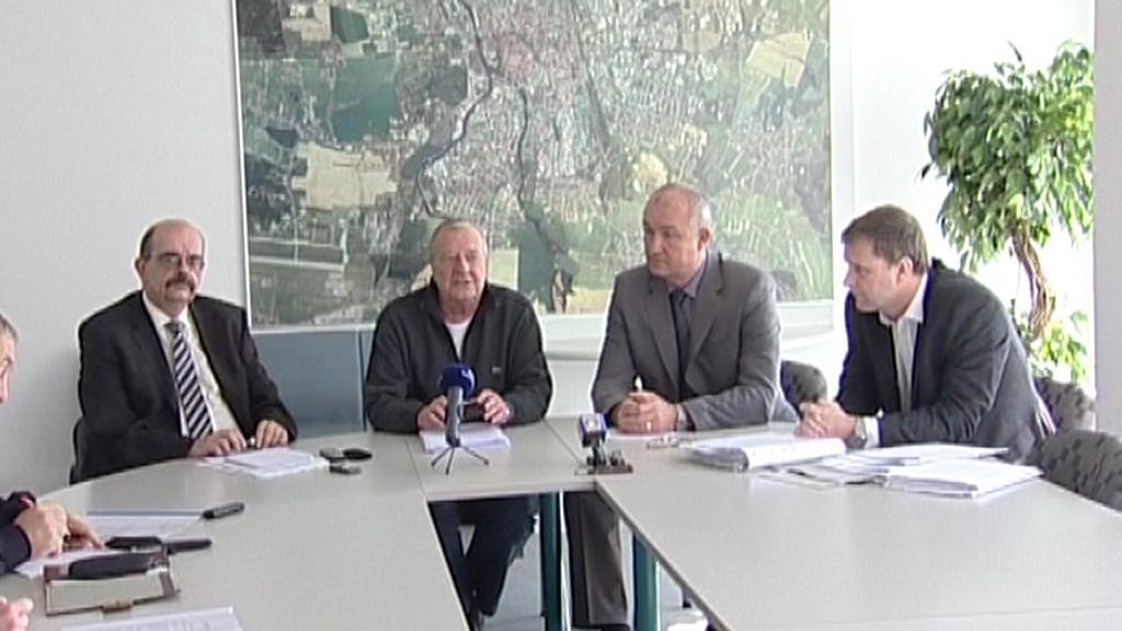 Zasedání představenstva českobudějovické teplárny