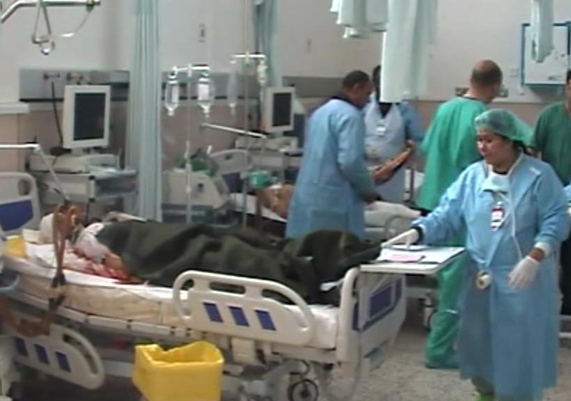 Nemocnice v Benghází