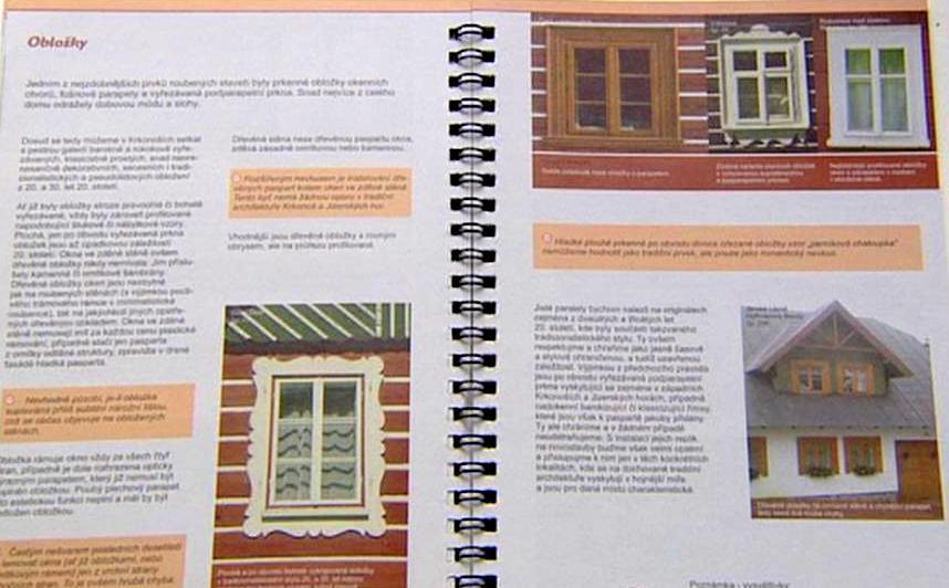 Nová příručka ukazuje typickou krkonošskou architekturu