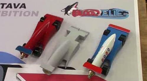 Modely Formule Elite