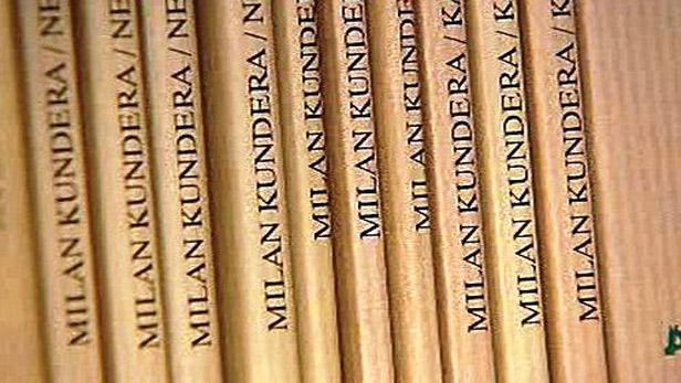 Knihy Milana Kundery