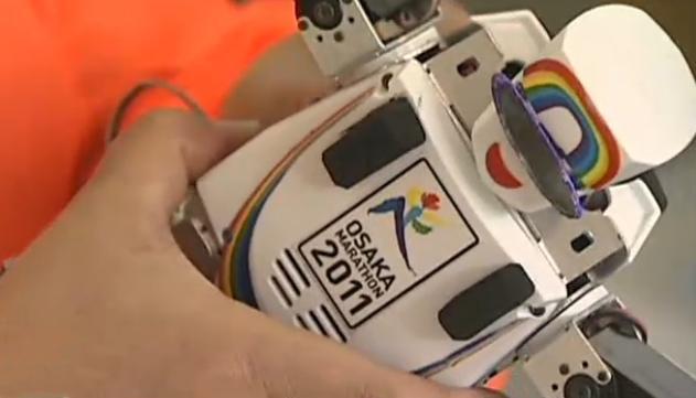 Robotí běžec