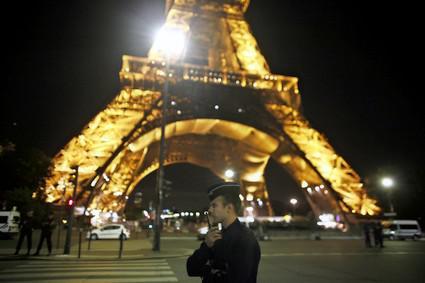 Evakuace Eiffelovy věže