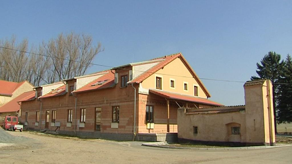 Stavba školního penzionu