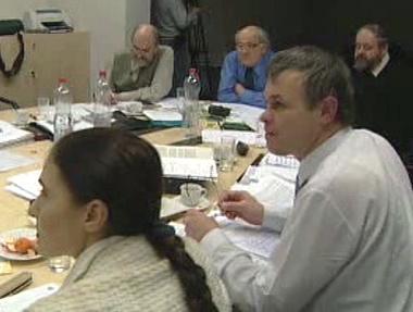 Zasedání Rady pro rozhlasové a televizní vysílání