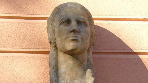 Busta Marie Kudeříkové