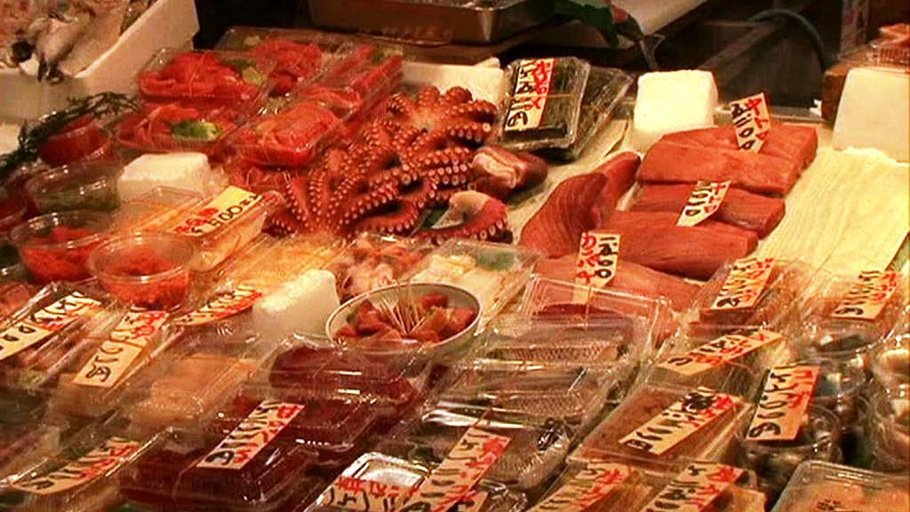Japonské potraviny