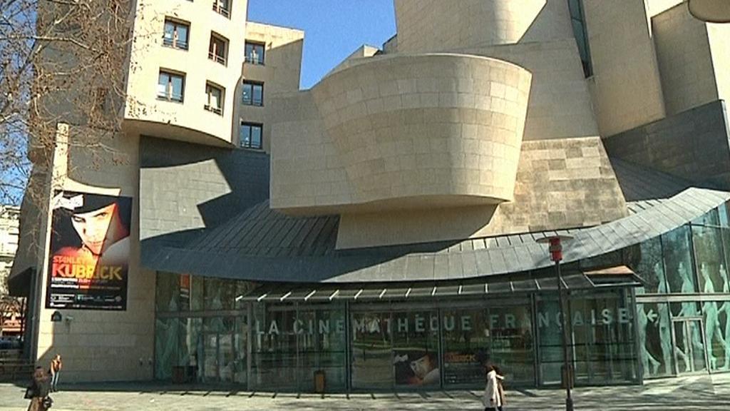Z výstavy Stanley Kubrick v Paříži