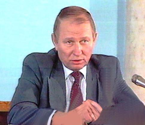 Leonid Kučma