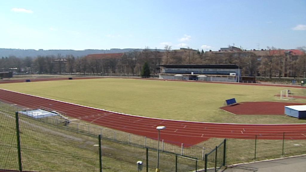 Sportovní areál ve Dvoře Králové