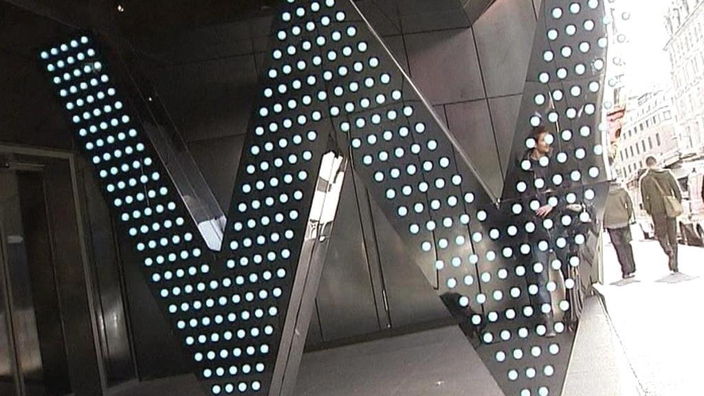 Designový hotel W