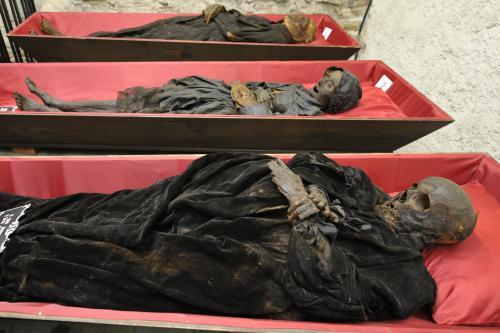 Klatovské mumie