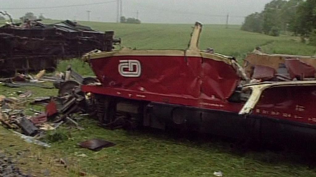 Nehoda u Kroun