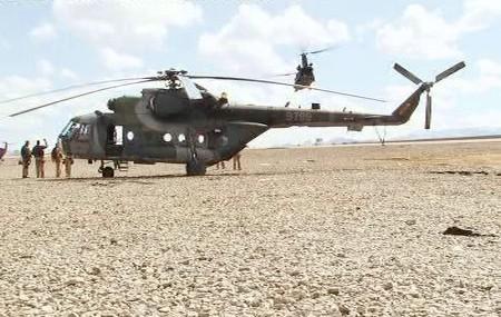 Vrtulník Mi-17