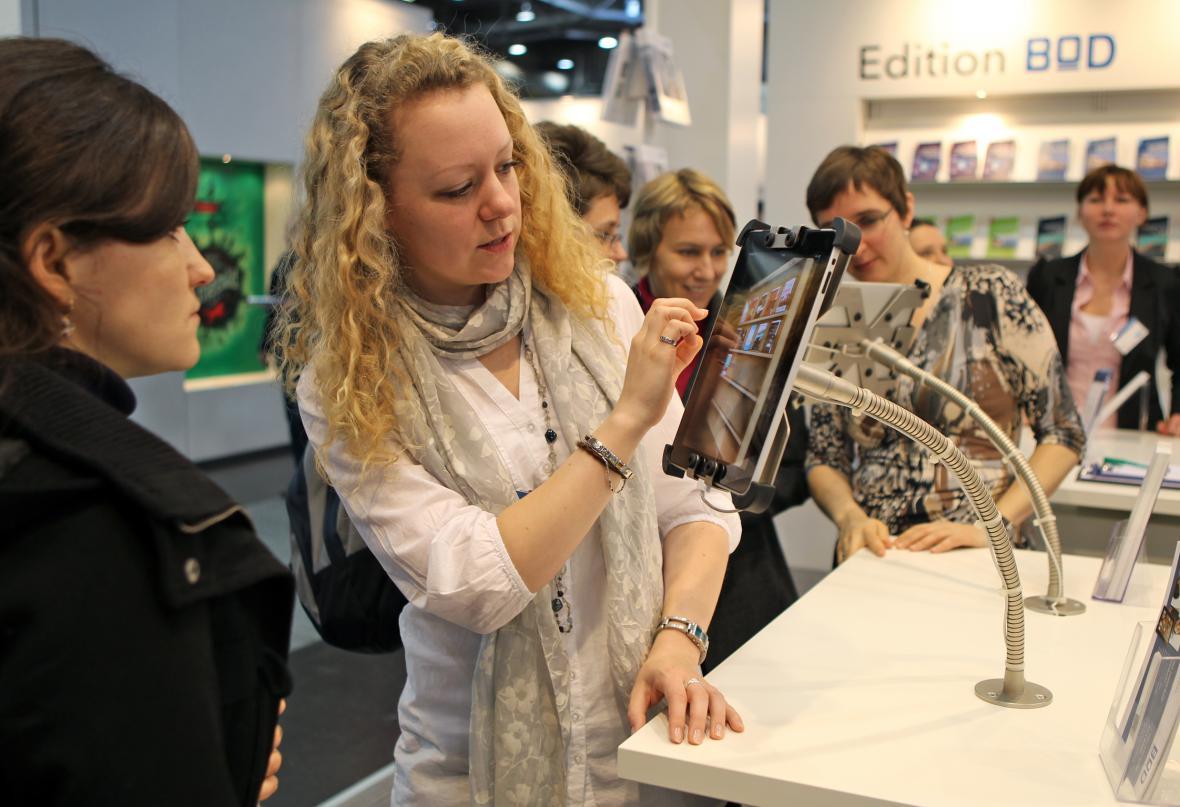 Lipský knižní veletrh 2011