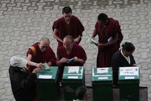 Tibetské exilové volby