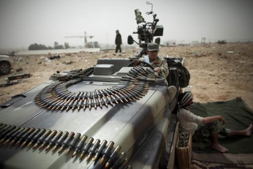 Libyjská armáda