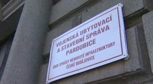 Vojenská ubytovací a stavební správa Pardubice