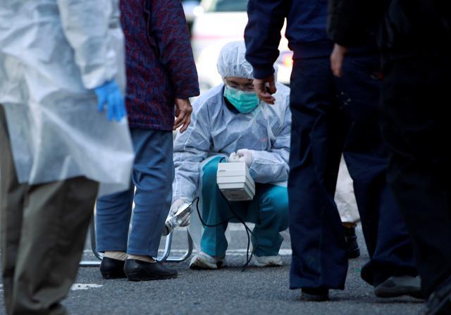 Únik radiace v japonské Fukušimě