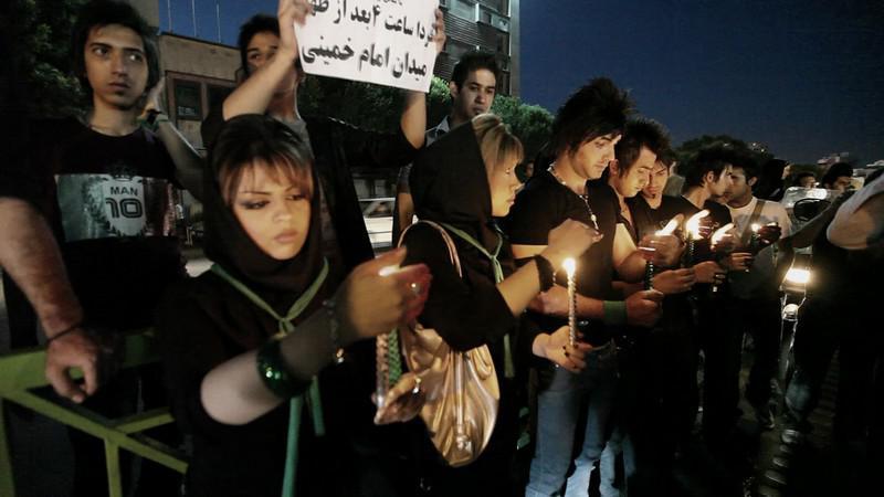 Věznice Írán