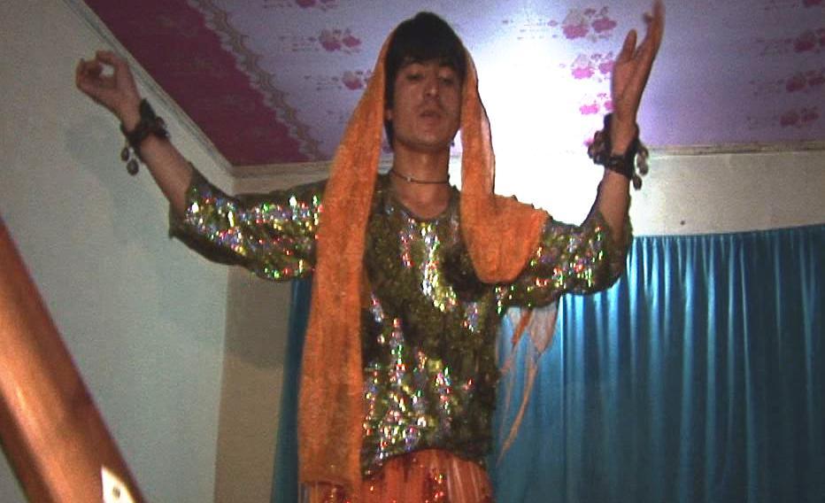 Afghánští tanečníci