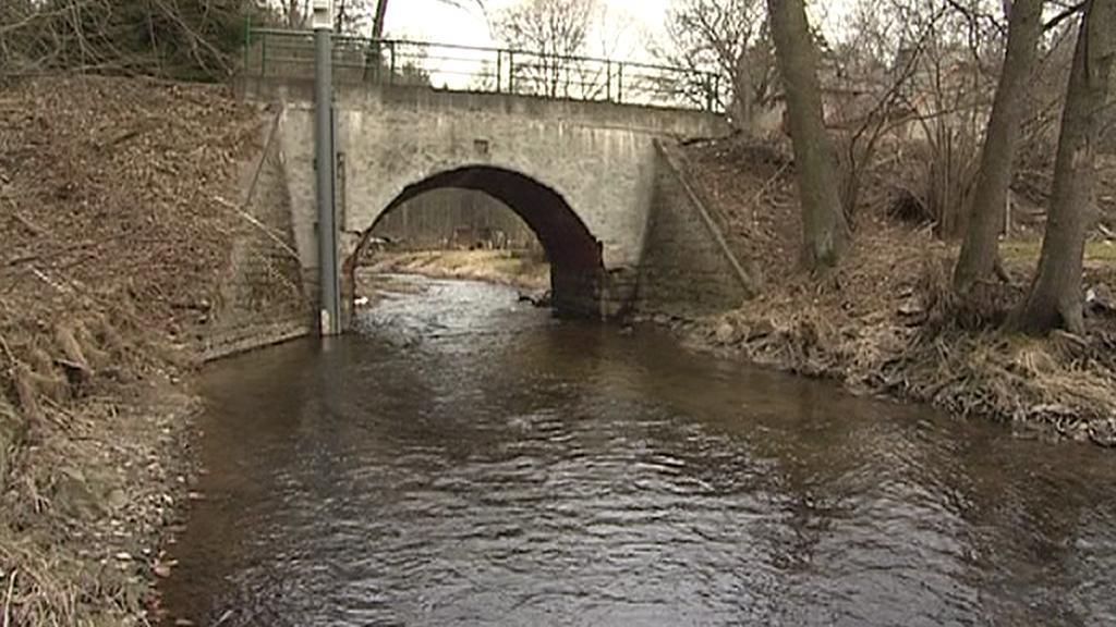 Silniční mostek