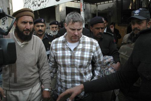 Raymond Davis zastřelil v Láhauru dva Pákistánce