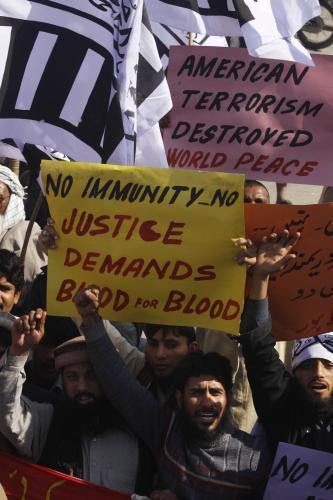 Pákistánci žádají potrestání Raymonda Davise
