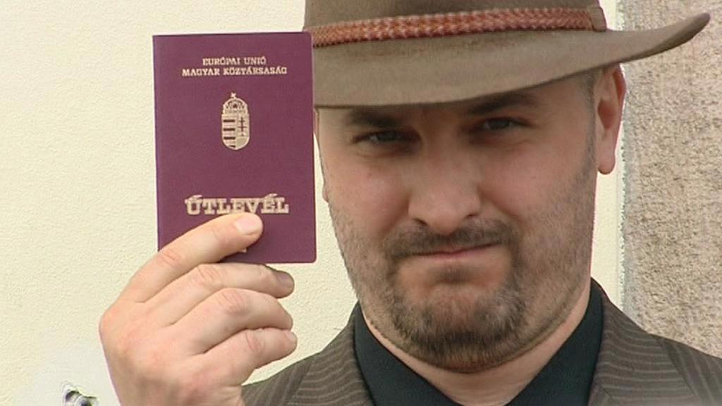 Maďarský pas