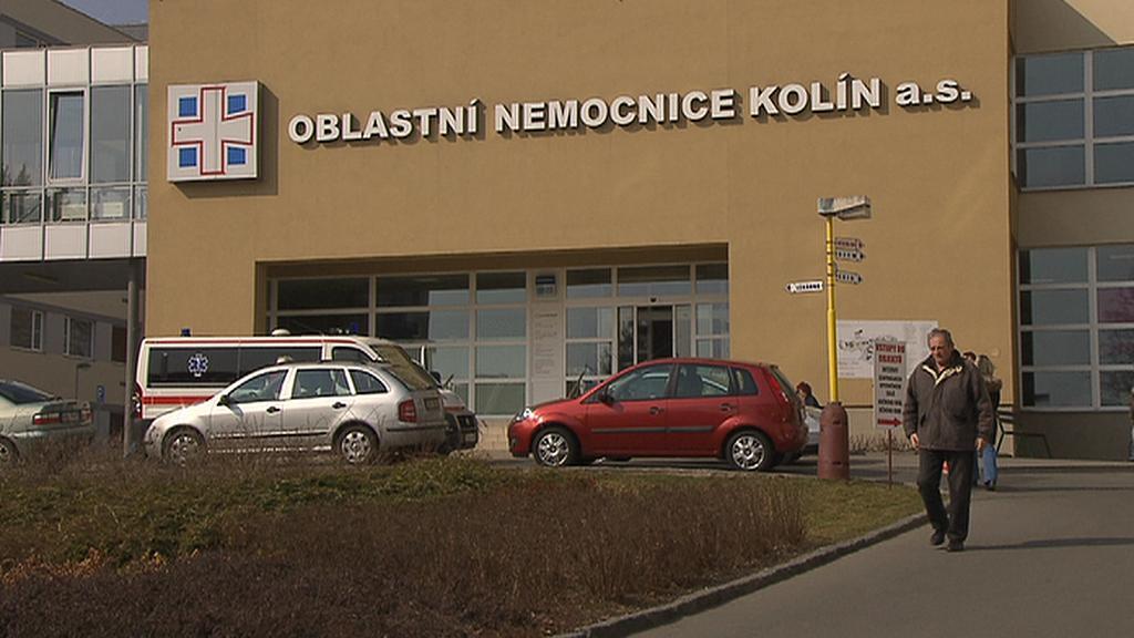 Nemocnice v Kolíně