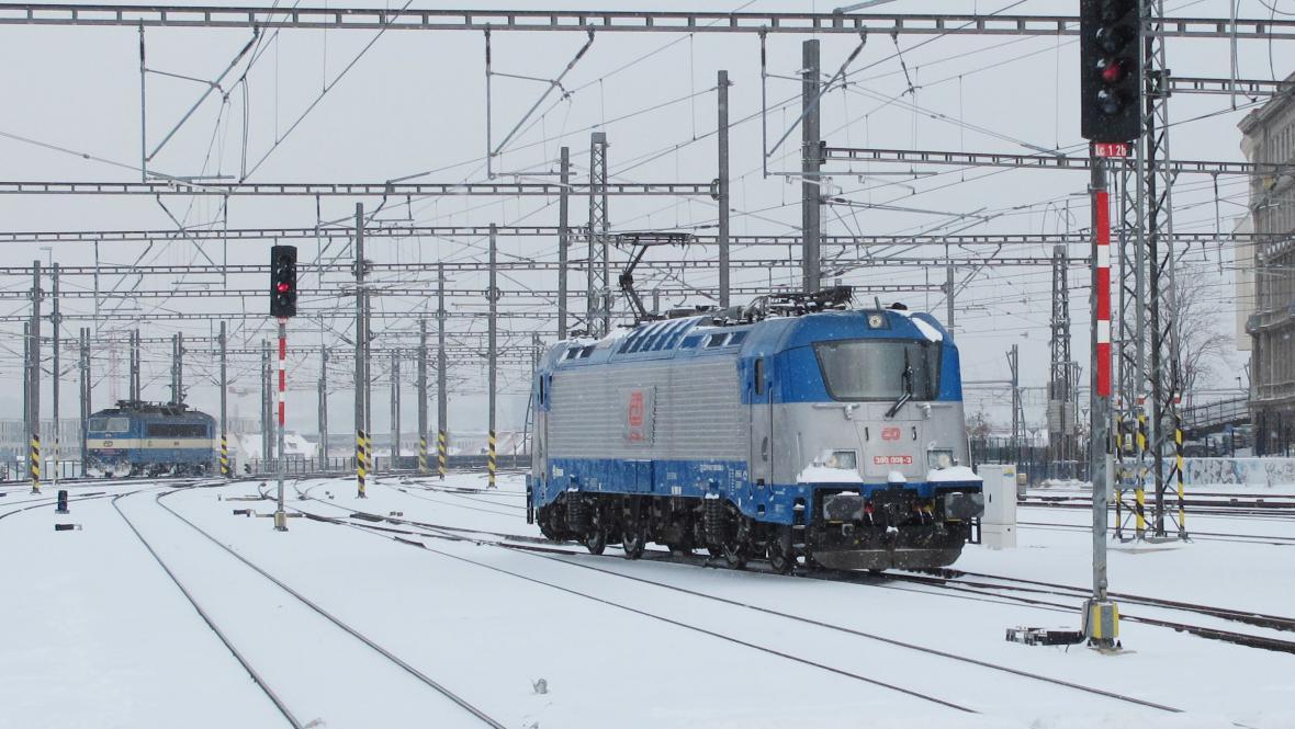 Nová lokomotiva