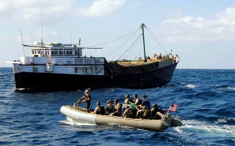 Pirátství v Indickém oceánu