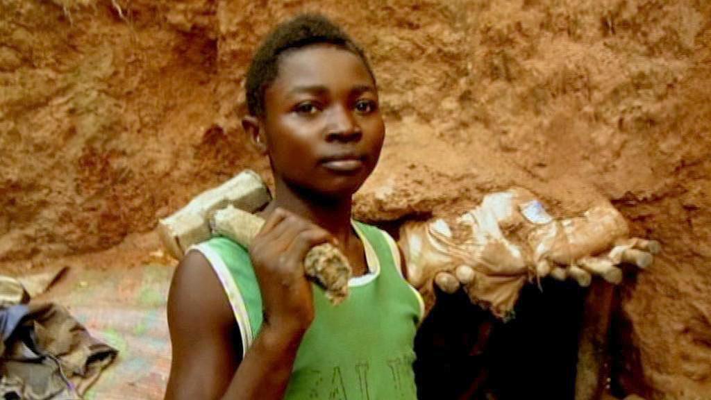 Doly v Kongu