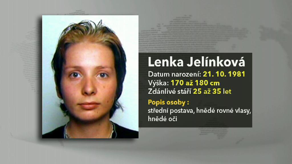 Zlodějka Lenka Jelínková