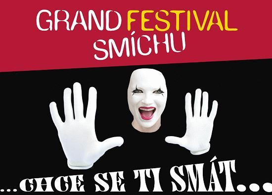 GRAND Festival smíchu 2011