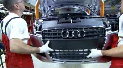 Kompletace automobilů