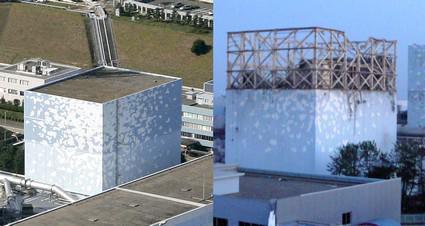 Výbuch v jaderné elektrárně Fukušima