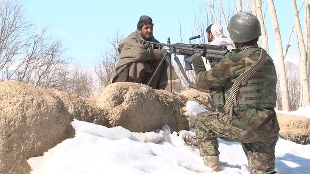 Afghánská armáda
