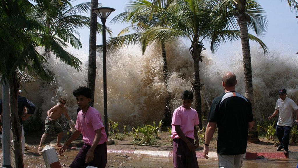Tsunami v Indonésii v roce 2004