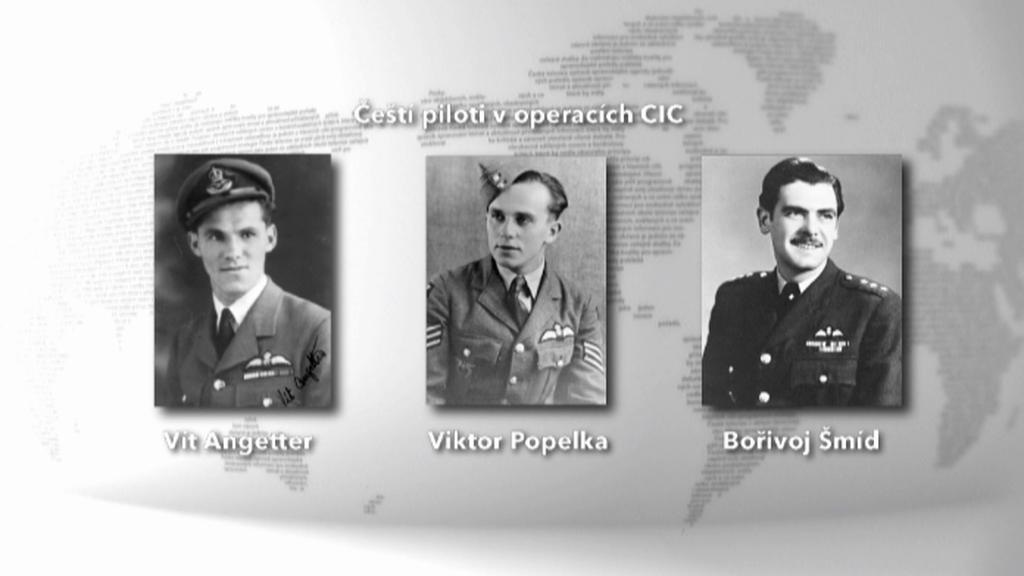 Čeští piloti v operacích CIA