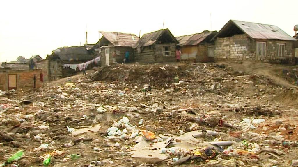 Slovenská romská osada