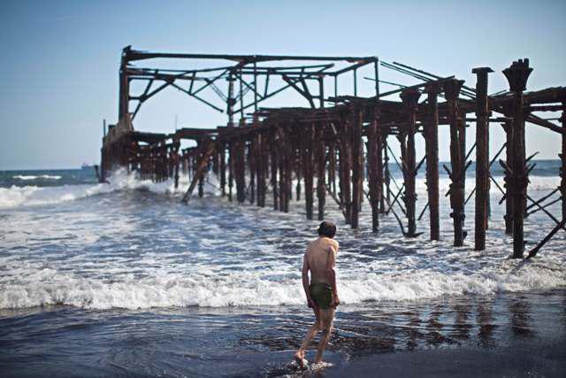 Slabá vlna tsunami v Guatemale