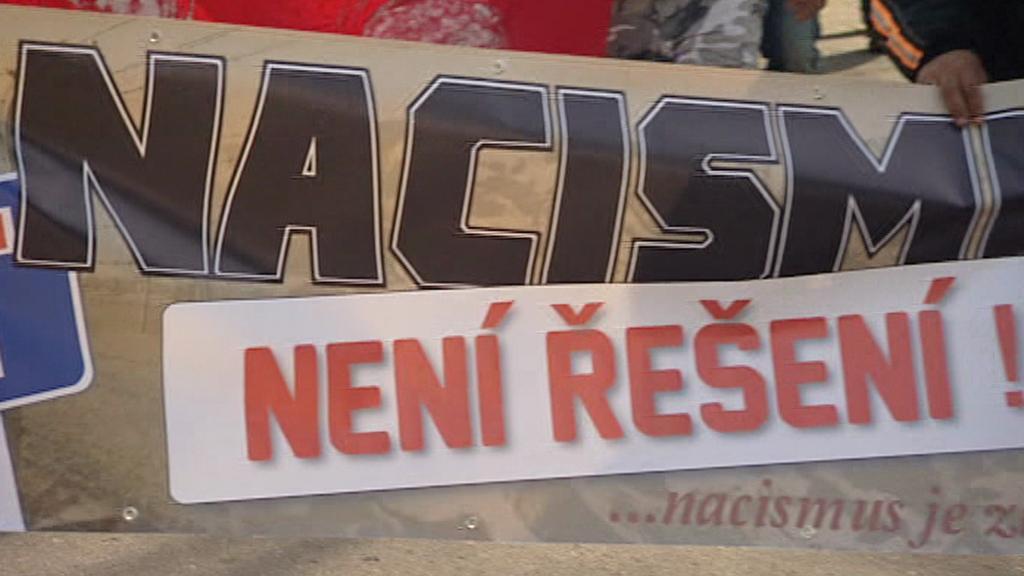 Shromáždění proti rasismu