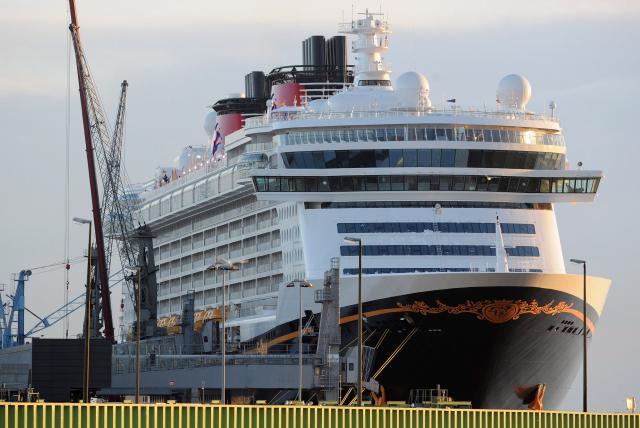 výletní loď Disney Dream