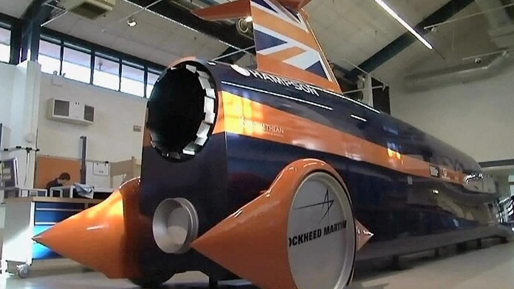 Nejrychlejší auto světa