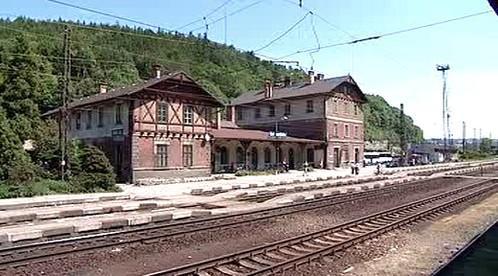 Železniční stanice Ústí nad Orlicí