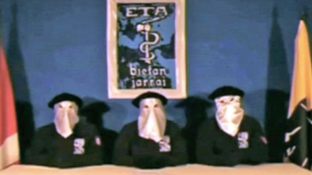 Separatisté z  ETA